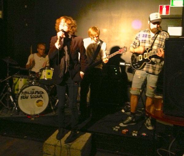 band stockholm