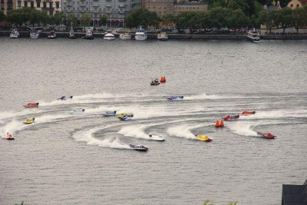 boat race two