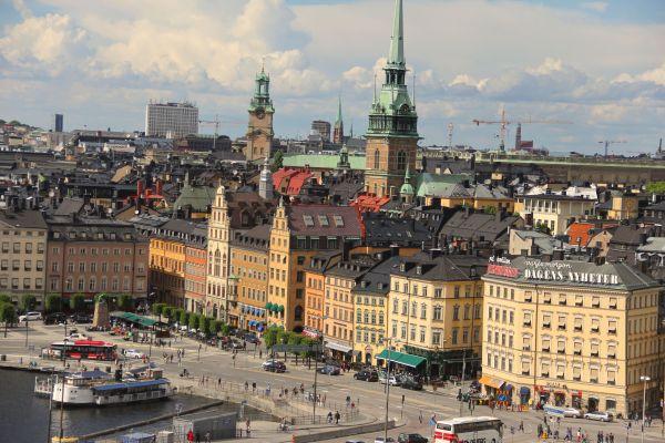 buidings stockholm