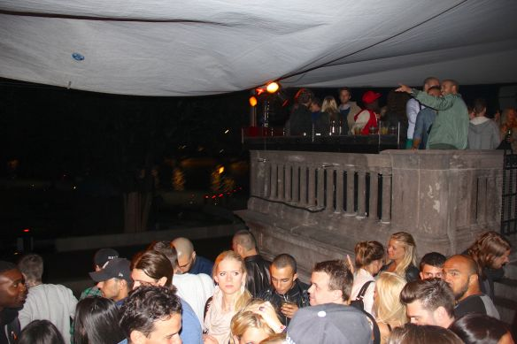 club outside