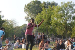 dancing sing