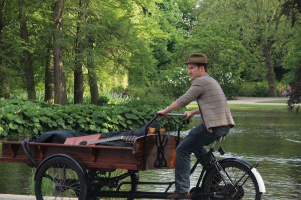 Ryan cart water