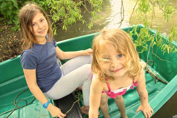 kids boat