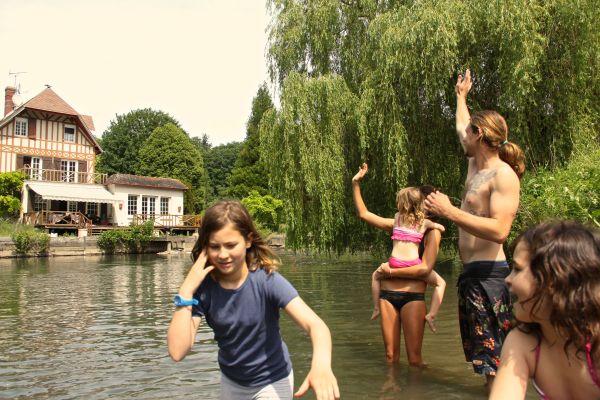 kids river