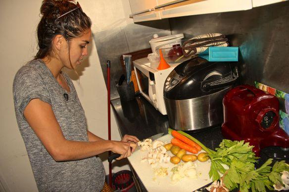 saisha vegetables