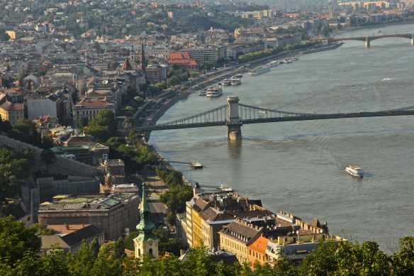 budapest view two