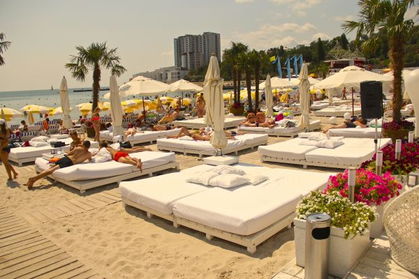 club ibiza beach