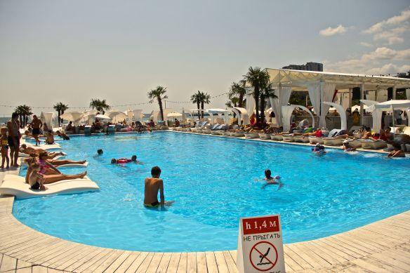 club ibiza pool