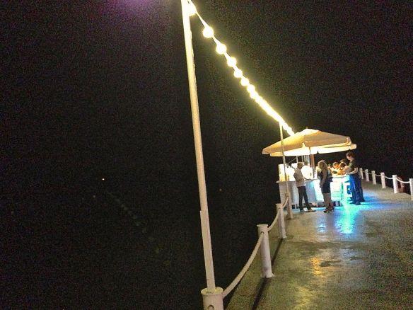 lights pier
