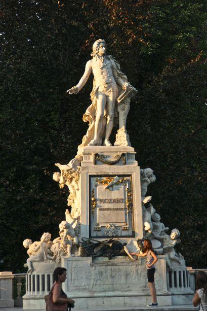mozart stature