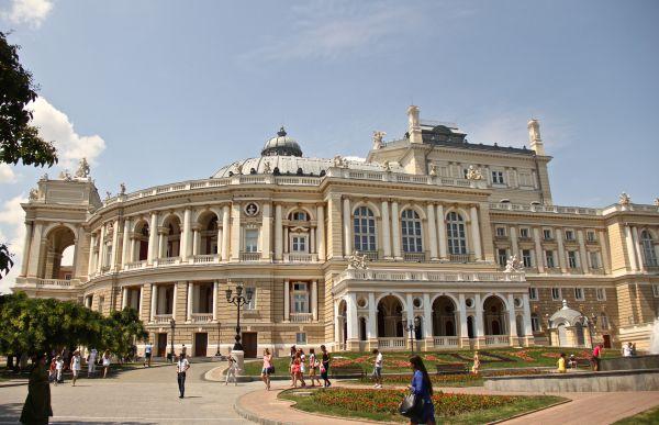 odessa building