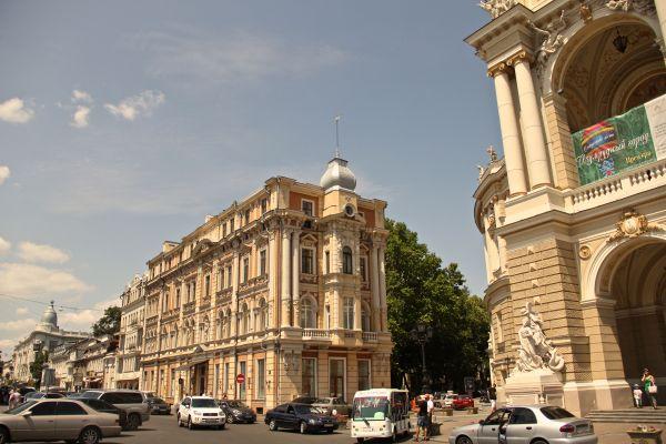 odessa buildings