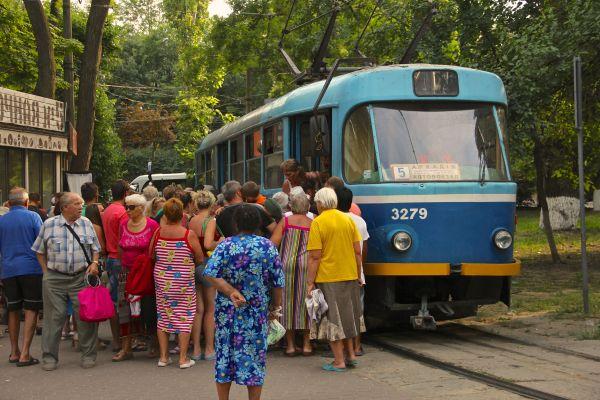 odessa tram