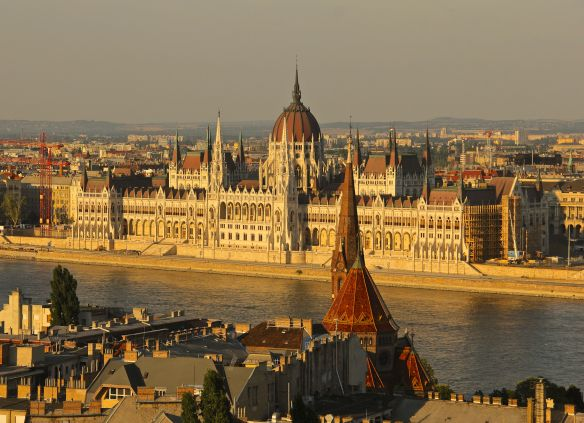 parliament river