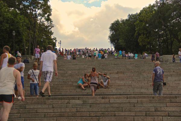 potomokin stairs