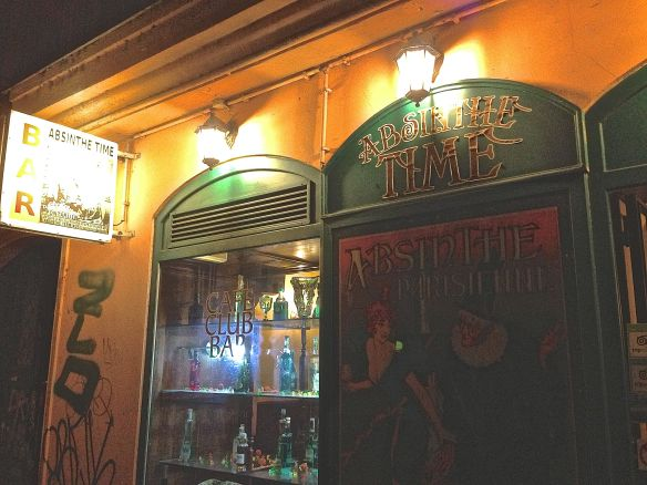 absinthe time bar
