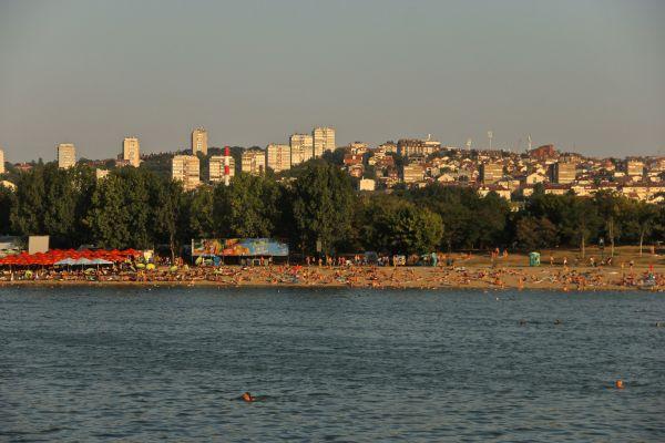 beach area one