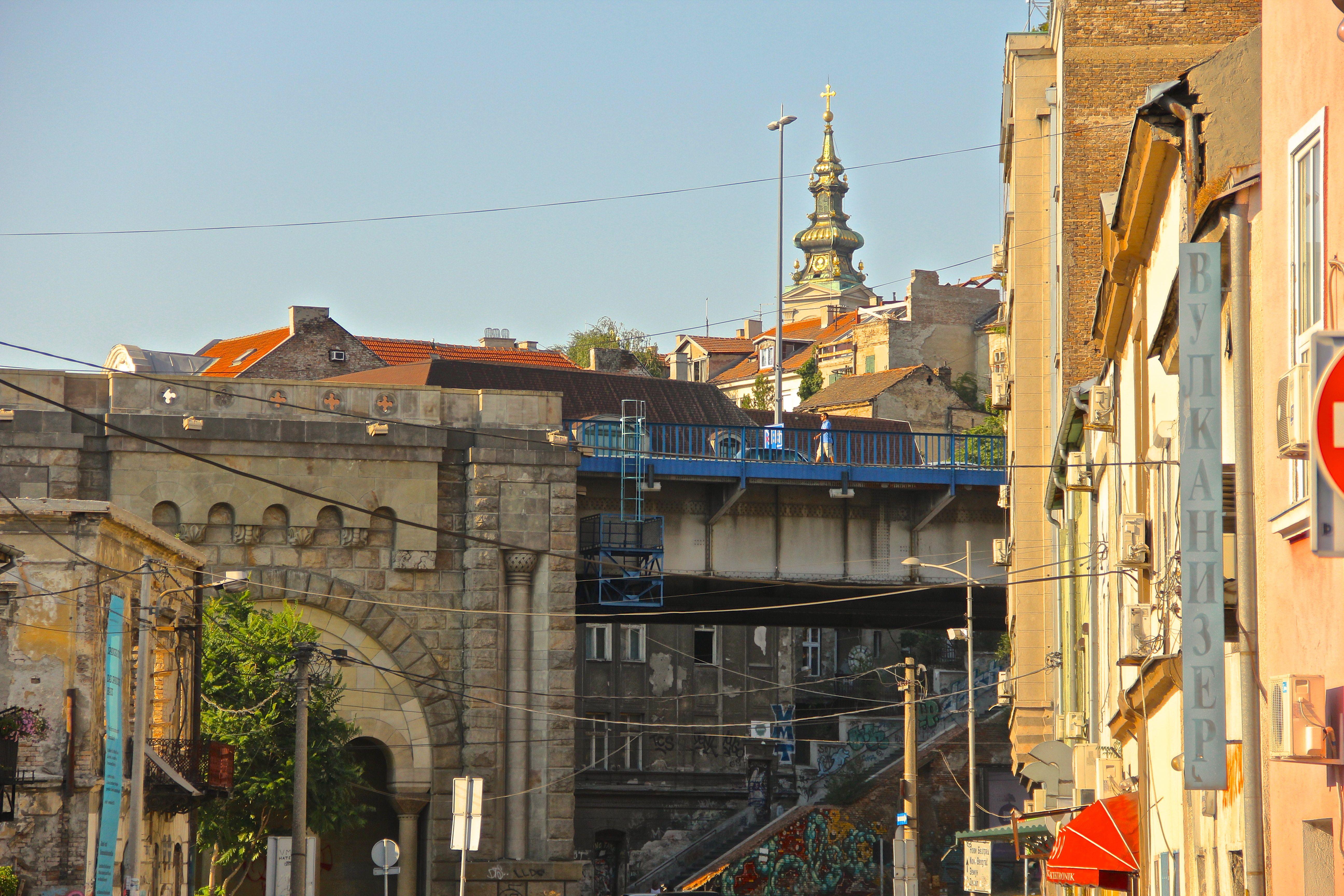 Belgrade Serbia Sweeney
