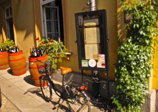 bike restaurant