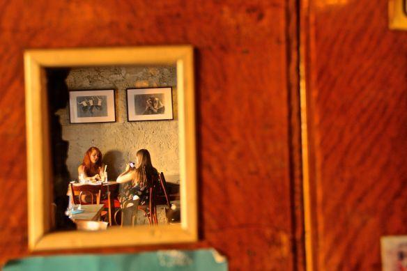 girls in frame