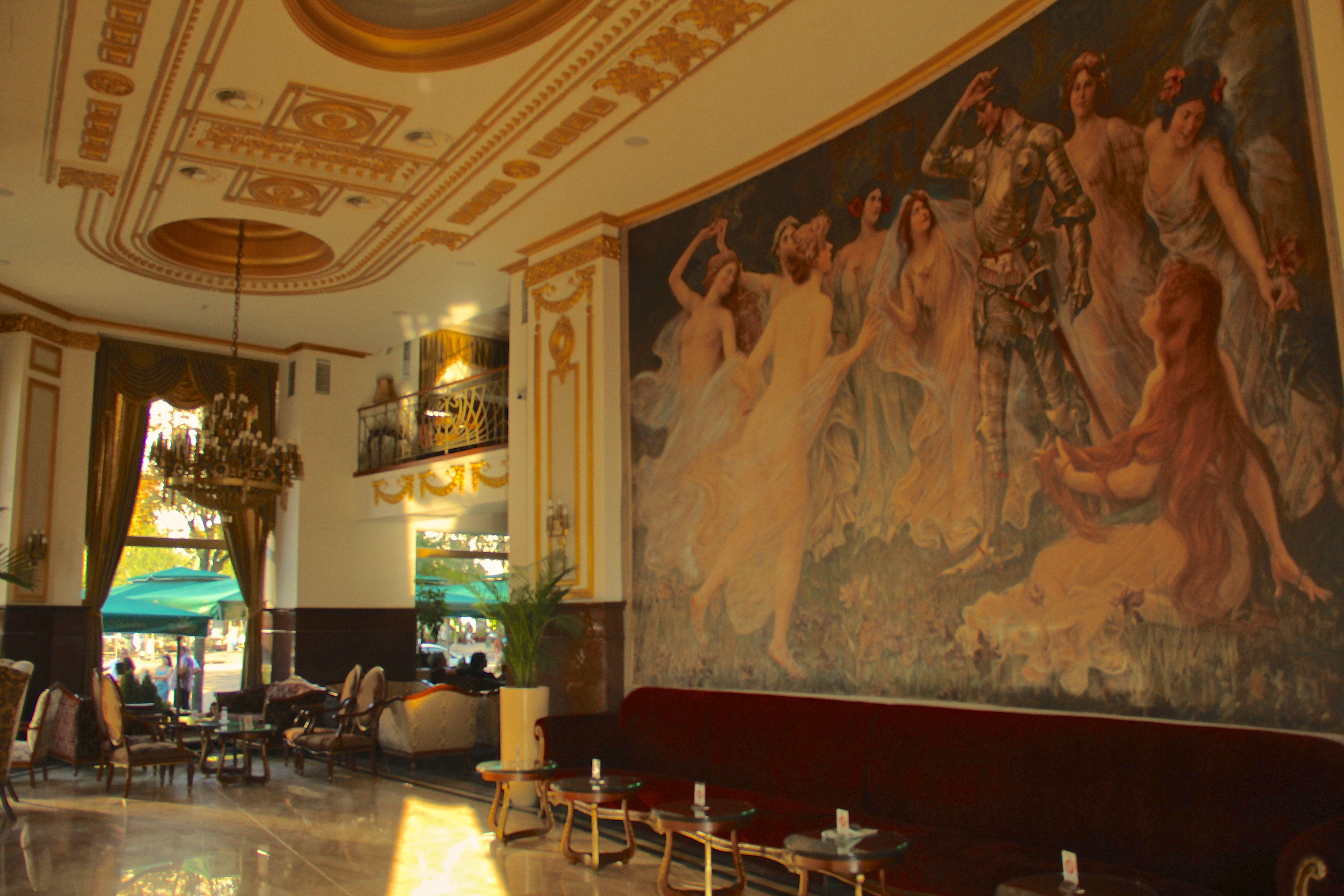 Belgrade serbia sweeney for Hotel belgrado