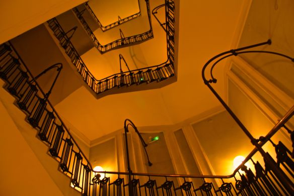 hotel royal stairs