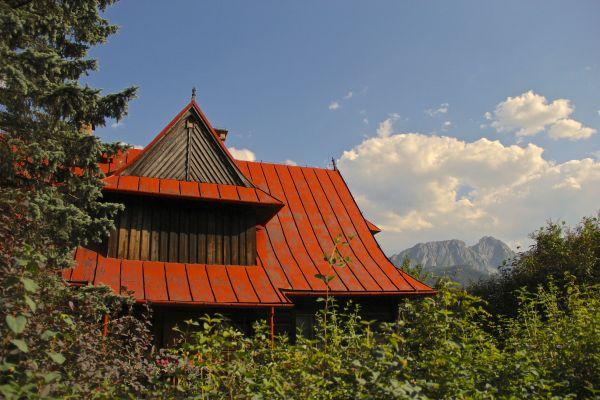 house mountains