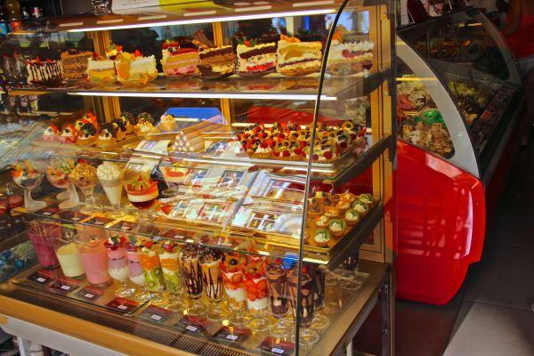 ice cream store