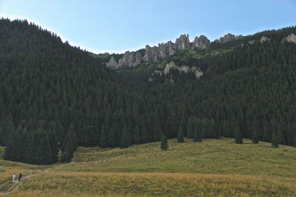 rocks mountains