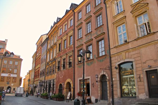 warsaw one