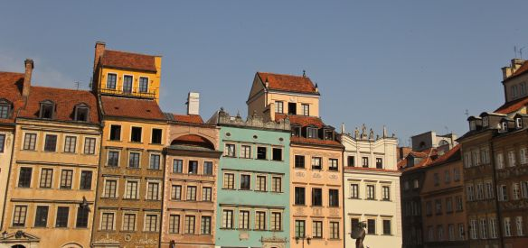 warsaw three