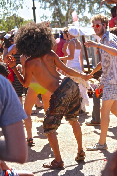 afro dance 2