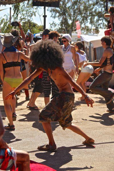 afro dance