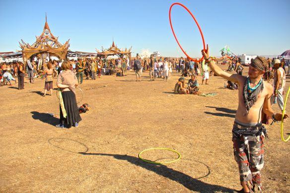 hoop guy