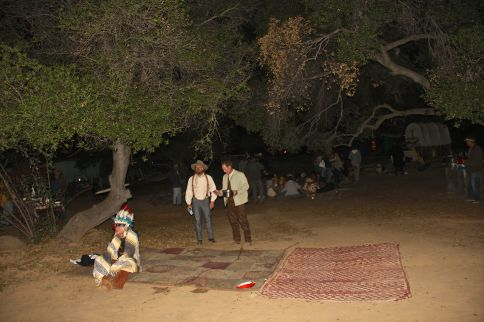 hangout rug indian