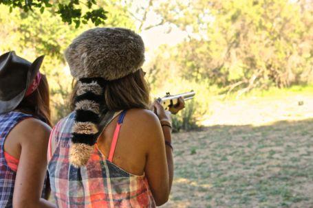 raccoon gun