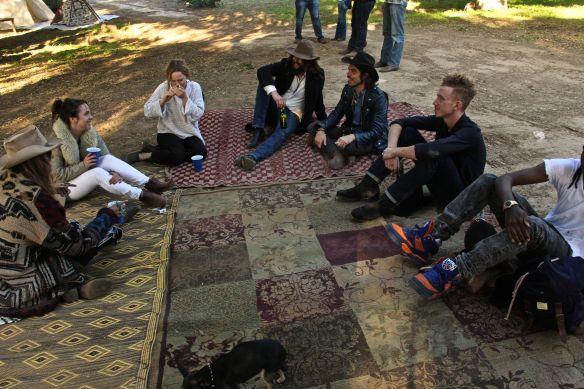 rug hangout 2